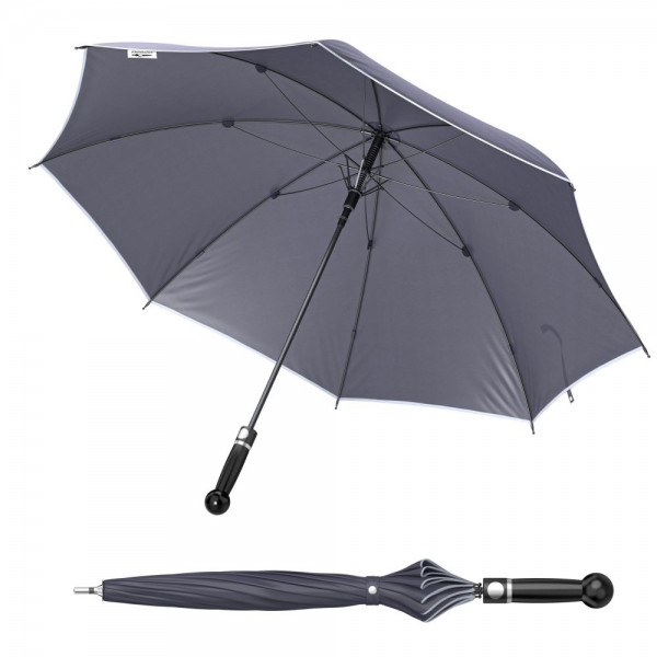 "Security Umbrella men ""City-Safe"" knob handle"