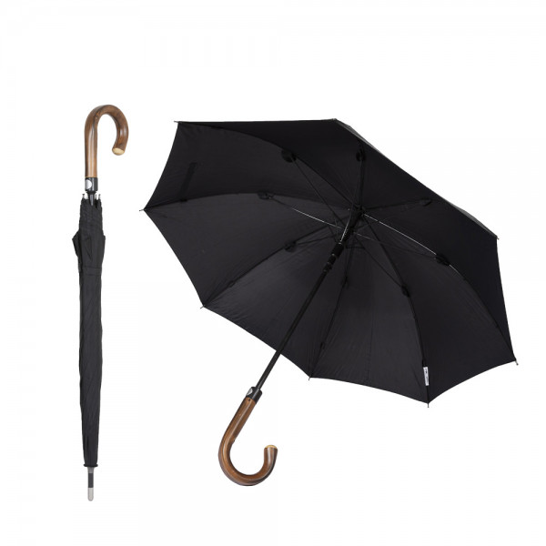 "Security Umbrella men ""Standard"" round hook handle"