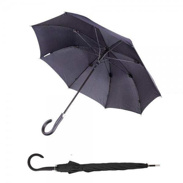 Security Umbrella for women colour black